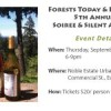 5th Annual Soiree & Silent Auction
