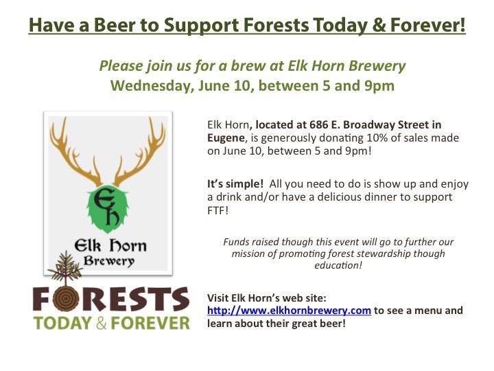 Elk Horn flyer image